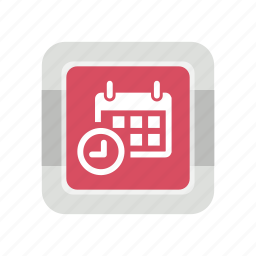 calendar, date, day, organizer, schedule, time icon
