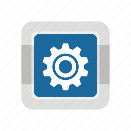 control panel, dashboard, edit, system protection icon