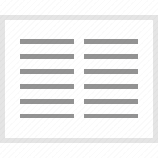 article, mockup, paragraph, website, wireframe icon