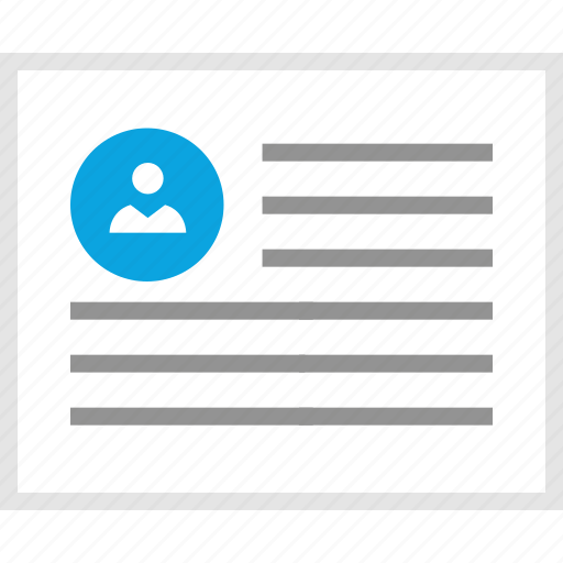 mockup, post, profile, website, wireframe icon