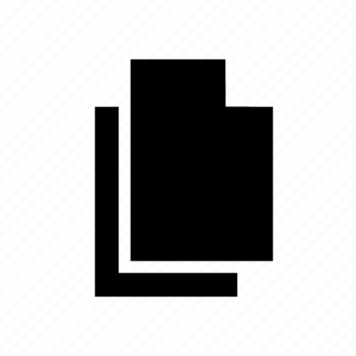 copy, documents, duplicate icon