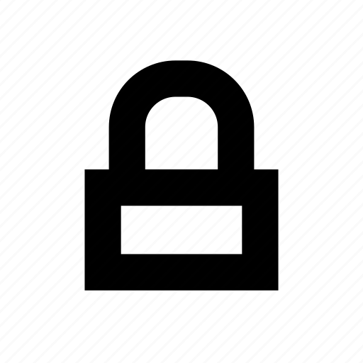 lock, locked, padlock, private, secure, security, upgrade icon