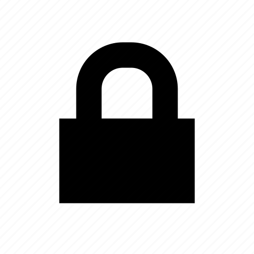 lock, locked, padlock, private, protect, secure, security, upgrade icon