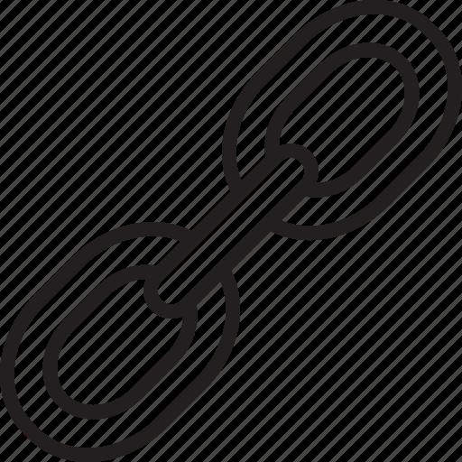 backlink, chain link, hyperlink, link icon