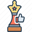 achievement, chess, final, game, sport, strategies, success strategy icon