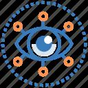 eye, look, vision