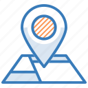 gps, location, navigation icon