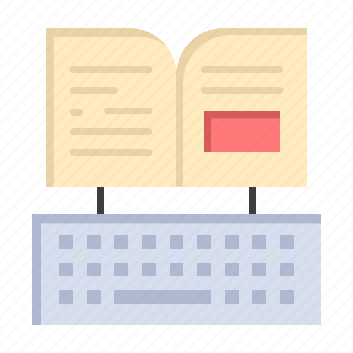 Book, key, keyboard icon - Download on Iconfinder