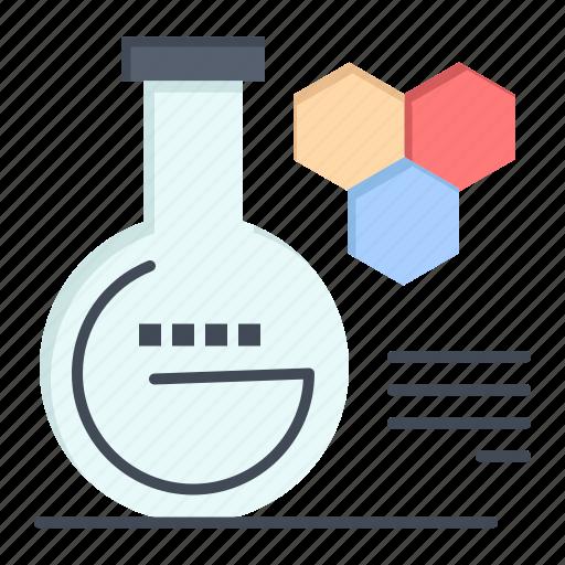 chemistry, education, lab icon