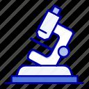 lab, microsope, science, zoom