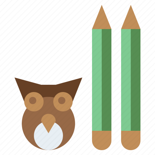 animals, cap, education, graduation, hat, intelligence, knowledge, mortarboard, owl, wisdom icon