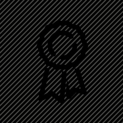 award, badge, certified, medal, security, win, winner icon