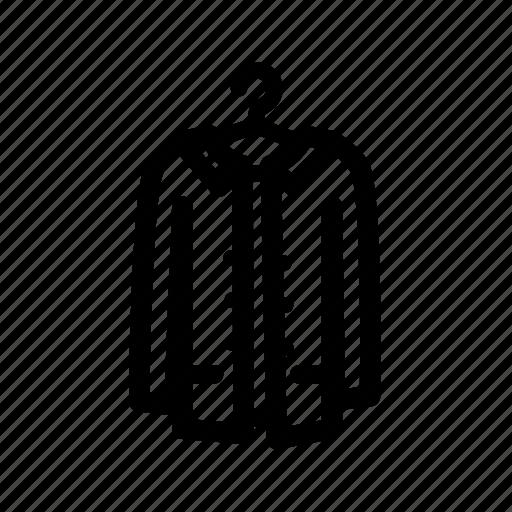 clothes, coat, fashion, jacket, wear icon