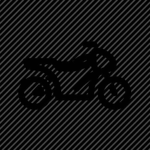 bike, driving, moto, motorcycle, ride, vehicle icon