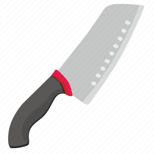 blade, cook, instrument, kitchen, knife, meat, steel icon