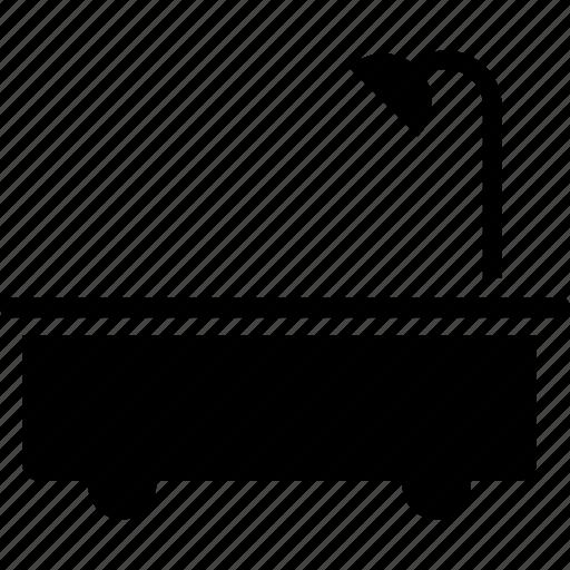bath, bathroom, clean, shower, toilet, wash, water icon