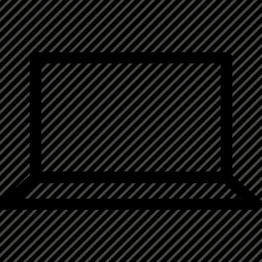 desktop, display, electronic, laptop, mobile pc, monitor, notebook icon