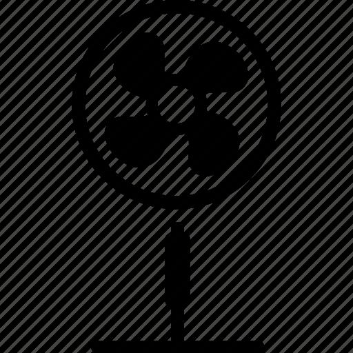 air, conditioner, fan, motor, van, ventilator, wind icon