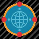 link, seo tools, social media, web designer, web marketing, wheel icon