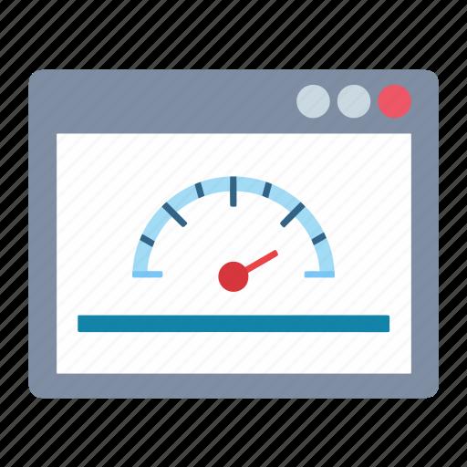 page, seo tools, social media, speed, web designer, web marketing icon
