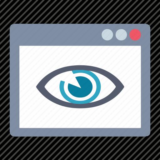 seo tools, social media, visibility, web, web designer, web marketing icon