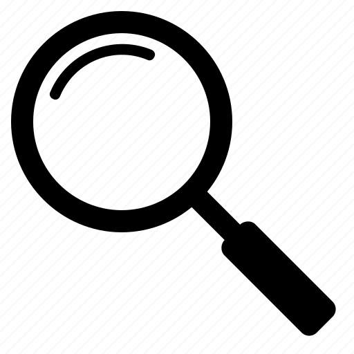 find, find file, find focument, magnifying glass, search, search document, search file icon