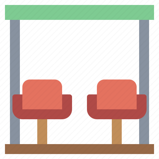 Architecture, bench, buildings, bus, city, station, stop icon - Download on Iconfinder