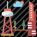 architecture, building, city, company, enterprise, office, skycraper, urban