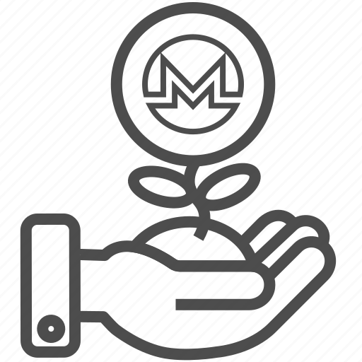 monero, save, saving icon