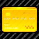 atm, card, credit, gold, money, savings, vip icon