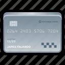 atm, card, credit, money, platinum, savings, silver icon