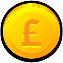 brexit, currency, exchange, money, pound, rate, uk icon