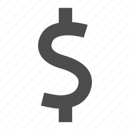cash, currency, dollar, finance, money, shopping, trade icon