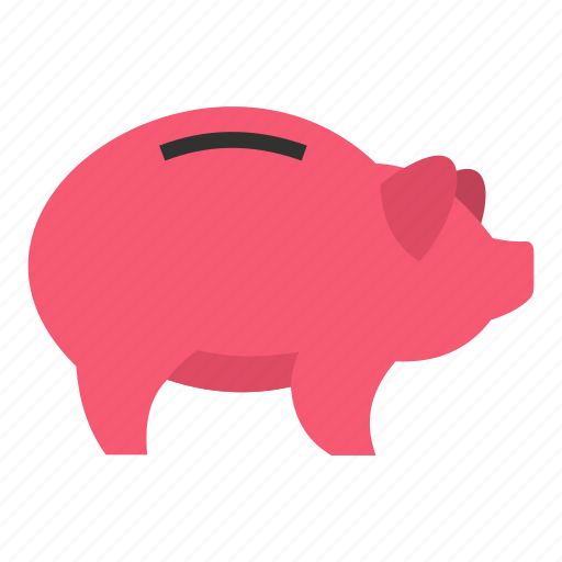 bank, coin, finance, investment, money, pig, piggy icon