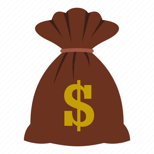 bag, cash, currency, dollars, finance, investment, wealth icon
