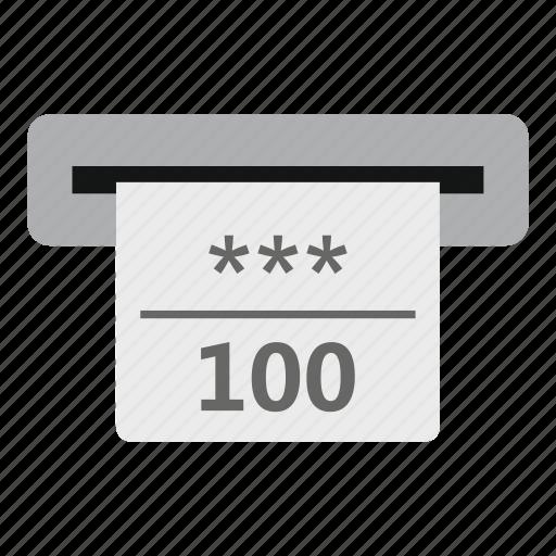 Amount, casino, cheque, different, quantity, round, winning icon - Download on Iconfinder