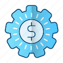 business, generate, make, money icon