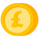 currency, pound, coin, money, finance, england, british