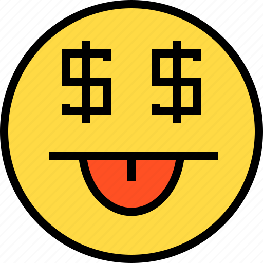 bad, business, coin, finance, money icon