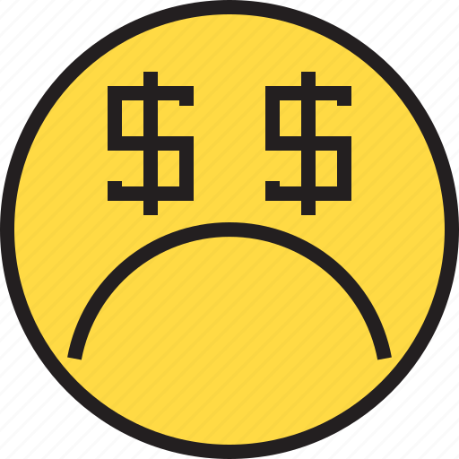 Bad, business, dollar, finance, money icon - Download on Iconfinder