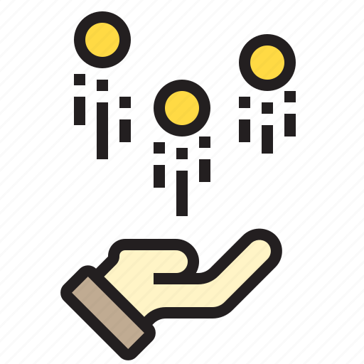 business, cash, finance, marketing, money, payment icon