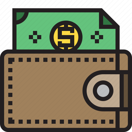 Finance, money, payment, business, cash icon