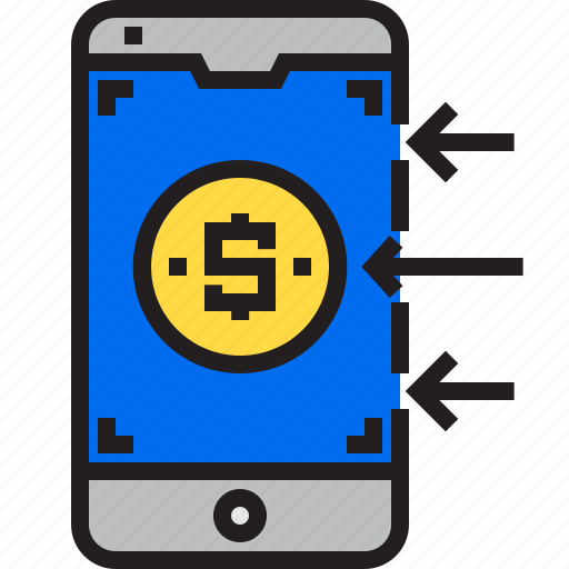 Business, finance, marketing, mobile, money icon - Download on Iconfinder