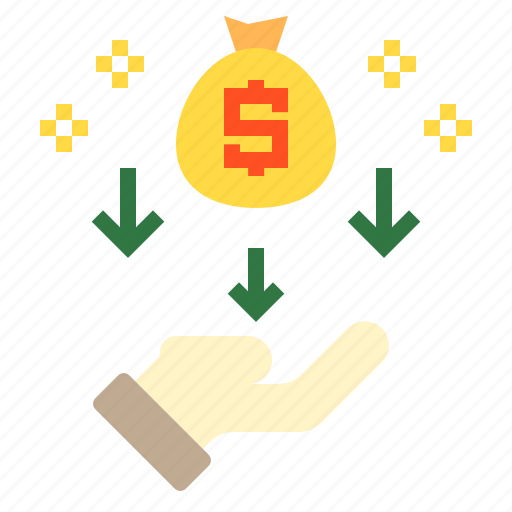 Bag, finance, business, money icon - Download on Iconfinder