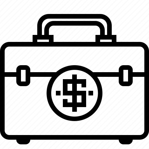 Bag, business, finance, money icon - Download on Iconfinder