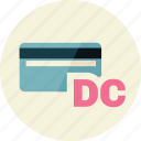 card, debit icon