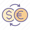 currency, exchange, money, transfer, finance
