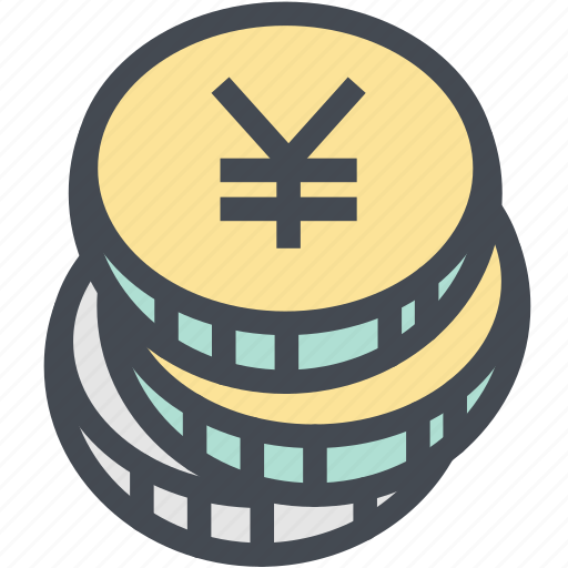 Budget, business, coins, currency, finance, money, yen icon - Download on Iconfinder