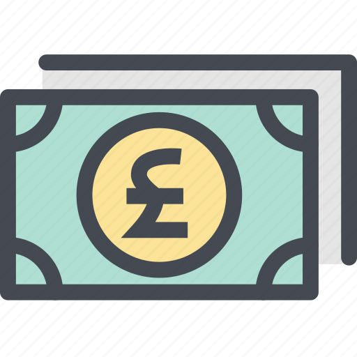 Business, cash, coin, currency, finance, money, pound icon - Download on Iconfinder