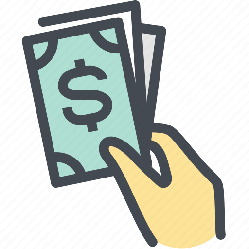Business, finance, giving, loan, money, pay icon - Download on Iconfinder